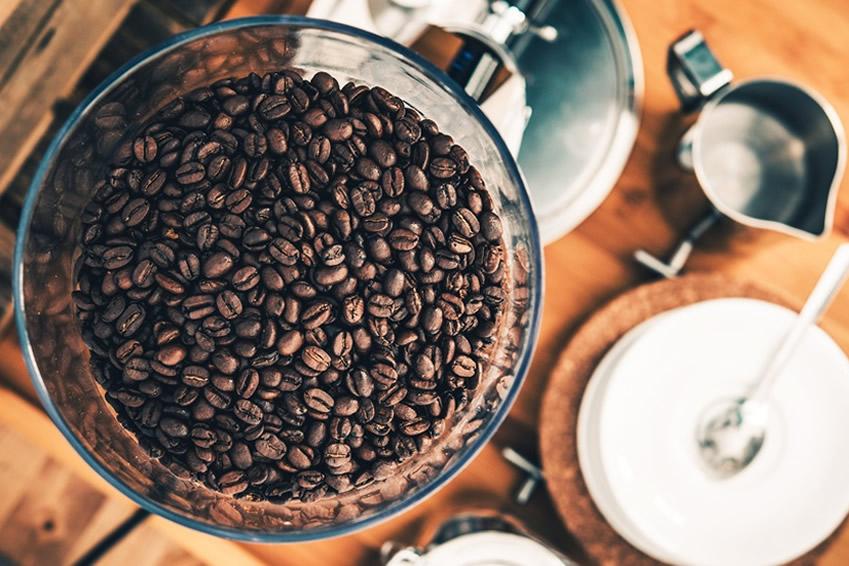 Kaffee richtig mahlen