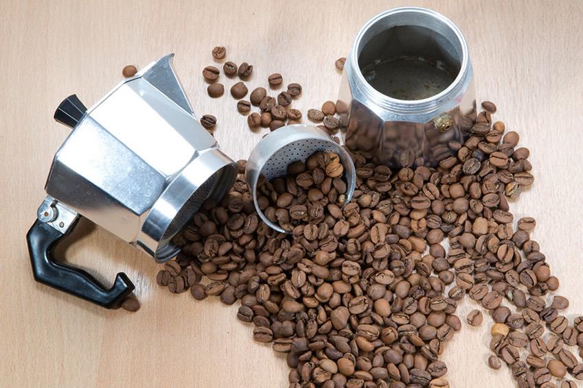 Geschichte der Bialetti - Espressokocher