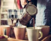 Wie viele Tassen Kaffee pro Tag